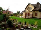Ogród w Katowicach