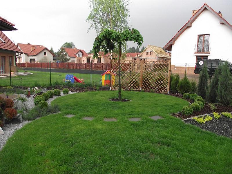 Ogród w Jaworznie (osiedle)