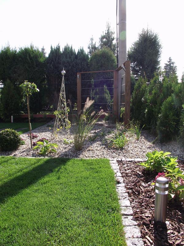 Ogród w Dulowej