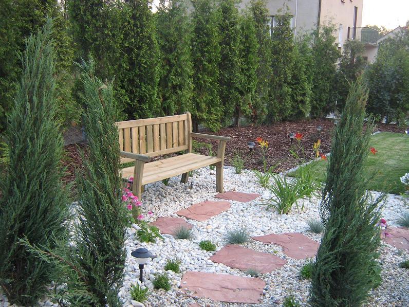 Ogród w Jaworznie