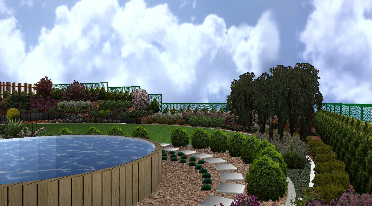 Projekt ogrodu-Jaworzno
