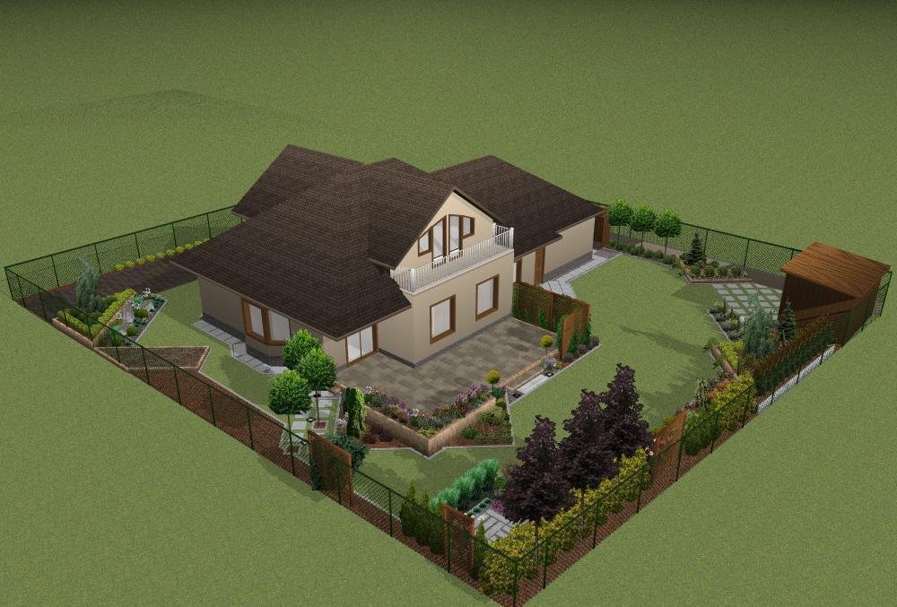 Projekt ogrodu - Katowice